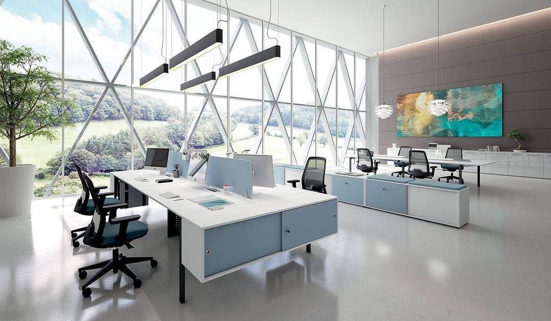 HIGH TECH OFFICE IDEAS