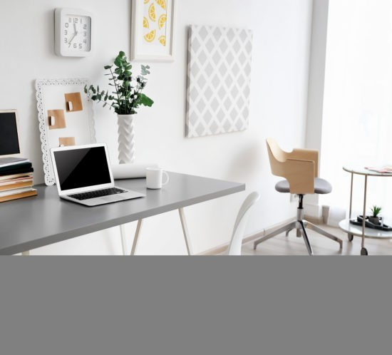 Inviting Office Space