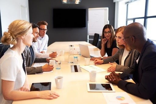 How to Add New Life to A Dull Office Conference Room