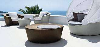 Outdoor Stools