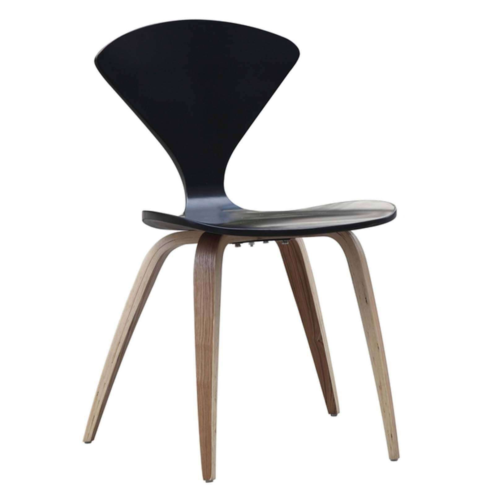 Wooden Dining Side Chair Plywood
