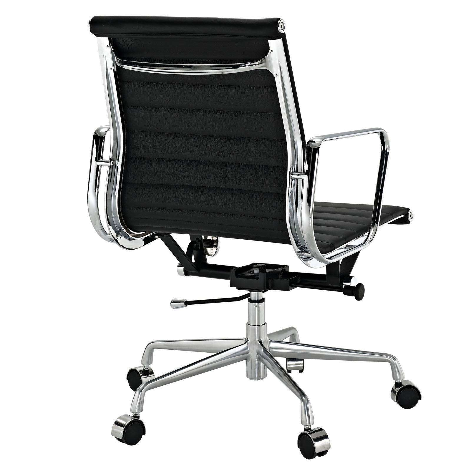 Classic Aluminum Group Management Office Chair