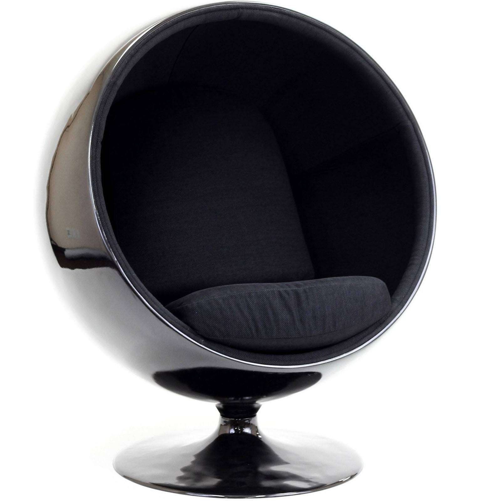 eero aarnio style ball chair. Black Bedroom Furniture Sets. Home Design Ideas