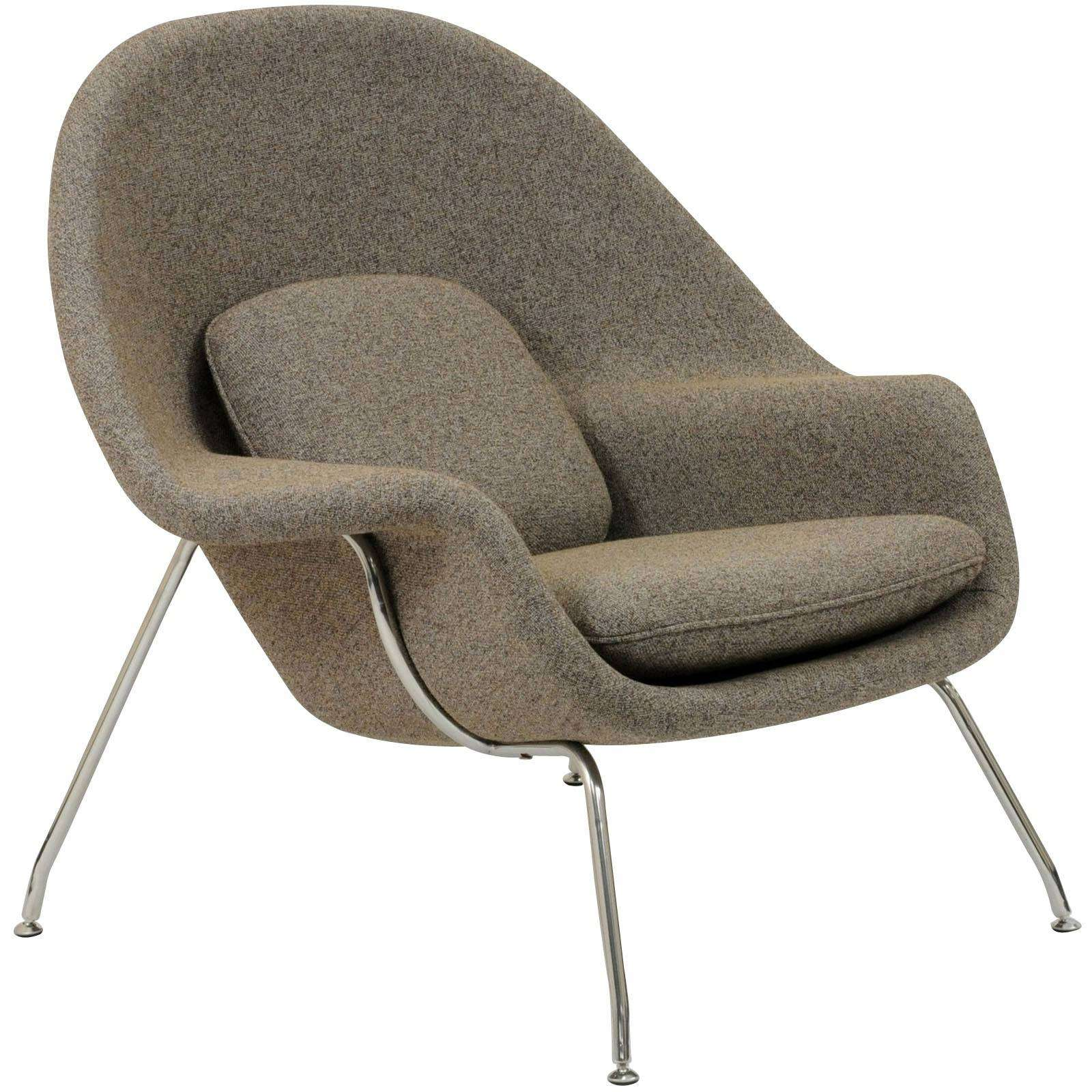 Womb Chair Saarinen Lounge Ottoman