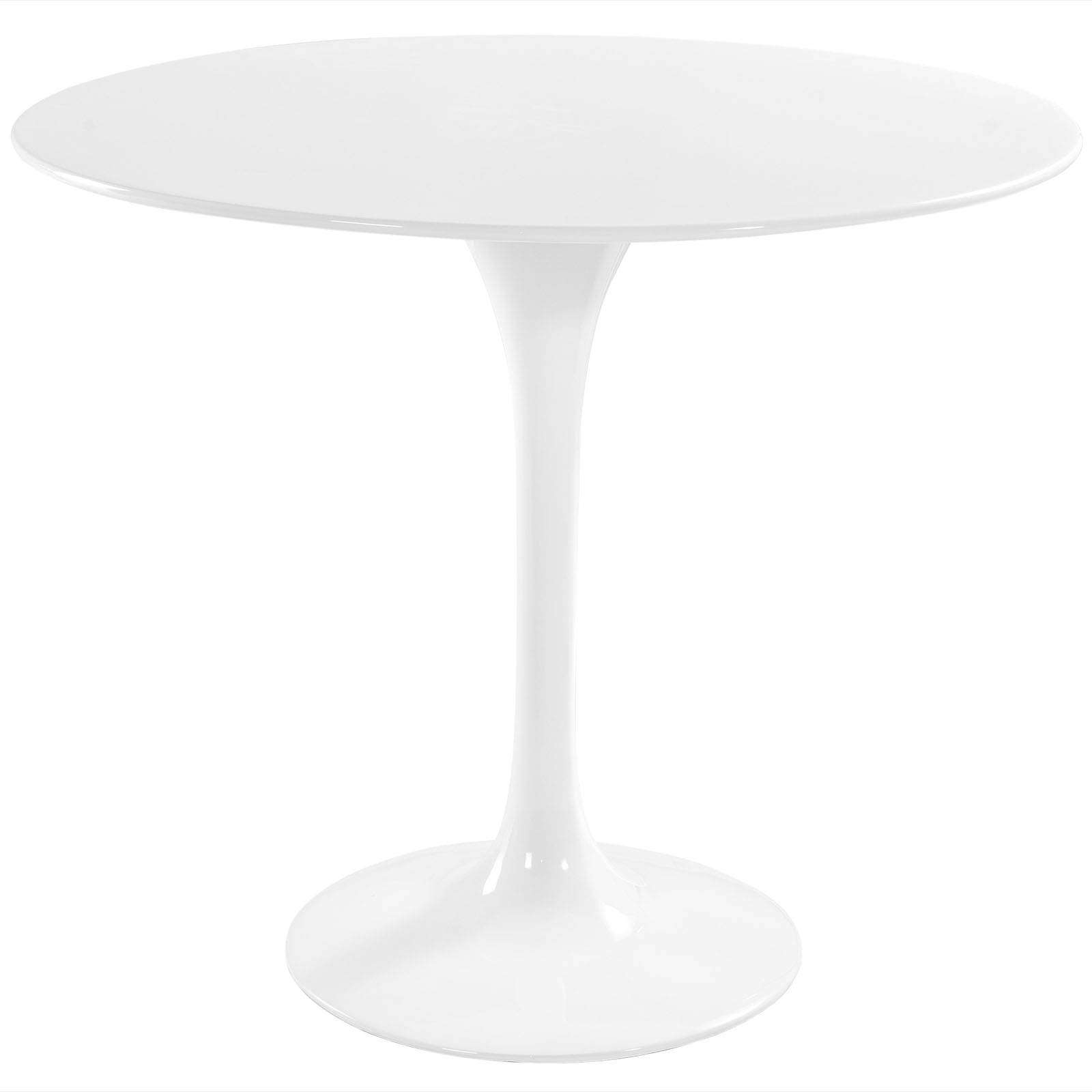 eero saarinen style tulip table fiberglass 36. Black Bedroom Furniture Sets. Home Design Ideas