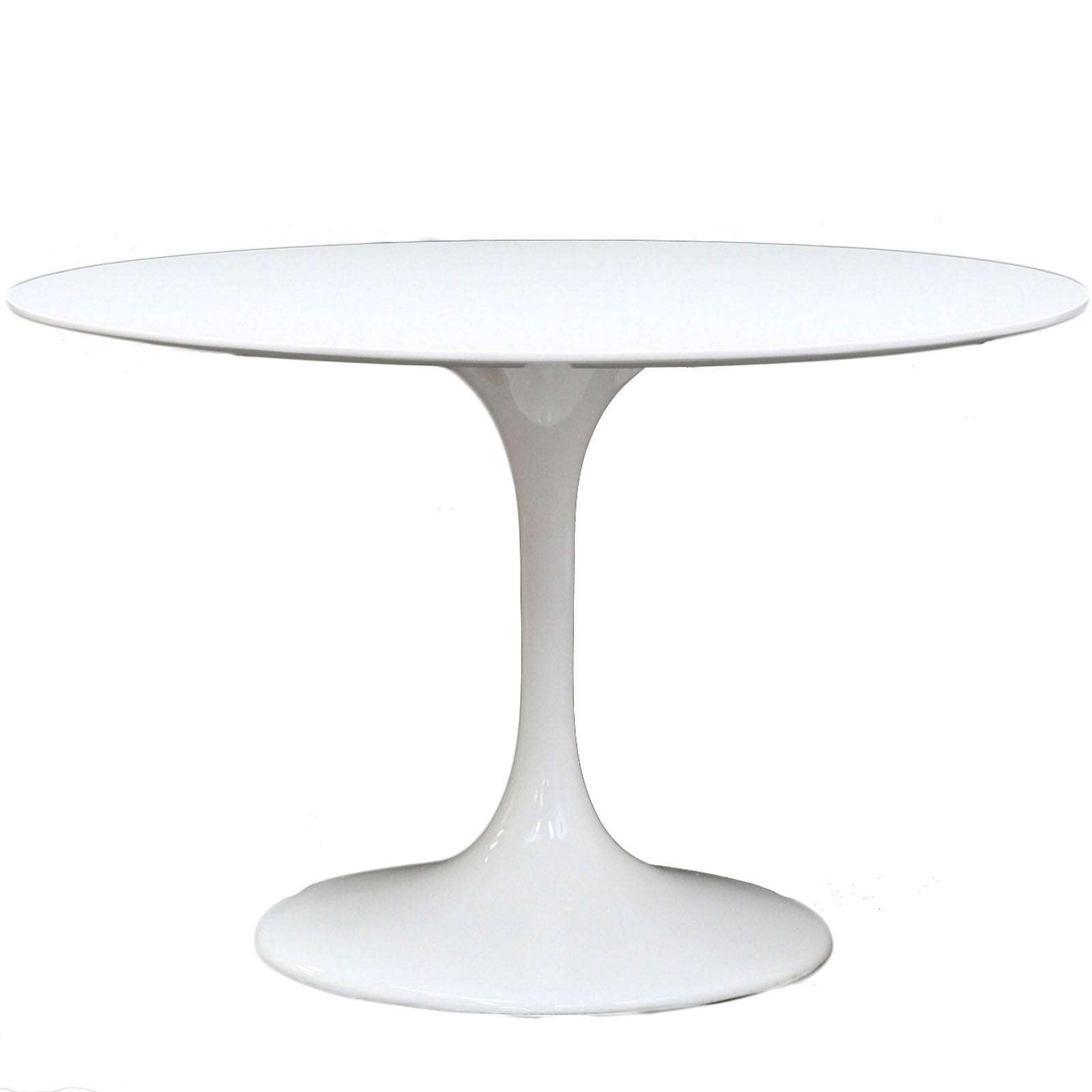 eero saarinen style tulip table fiberglass 40. Black Bedroom Furniture Sets. Home Design Ideas