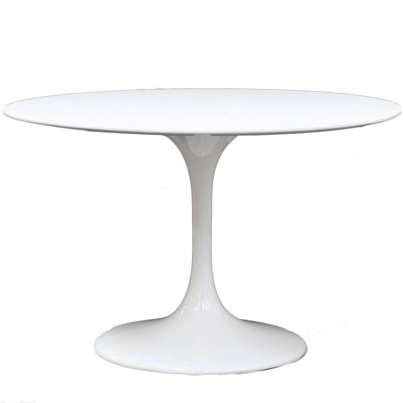 Eero Saarinen Style Tulip Table - Fiberglass 40u0026quot;