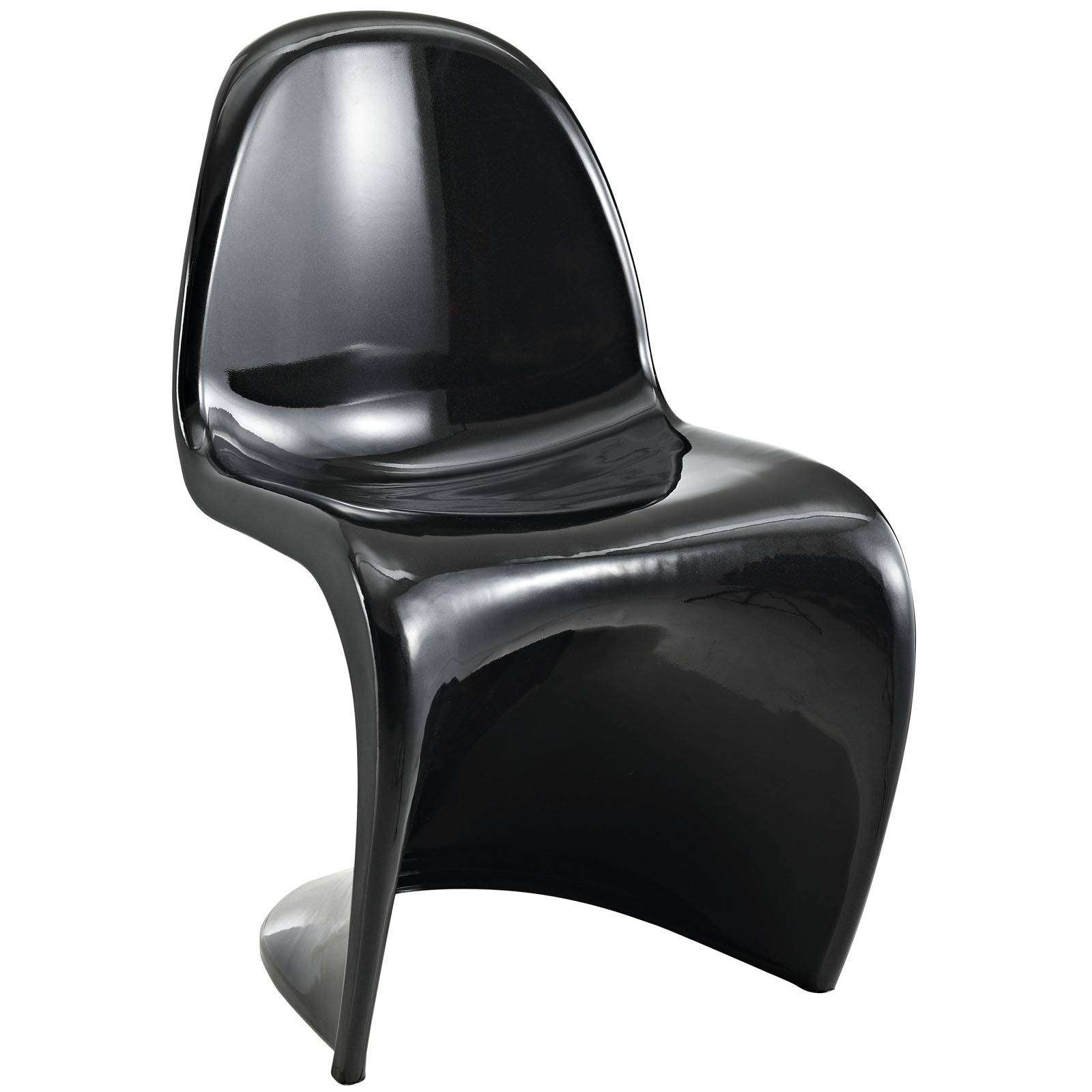 verner panton style chair. Black Bedroom Furniture Sets. Home Design Ideas