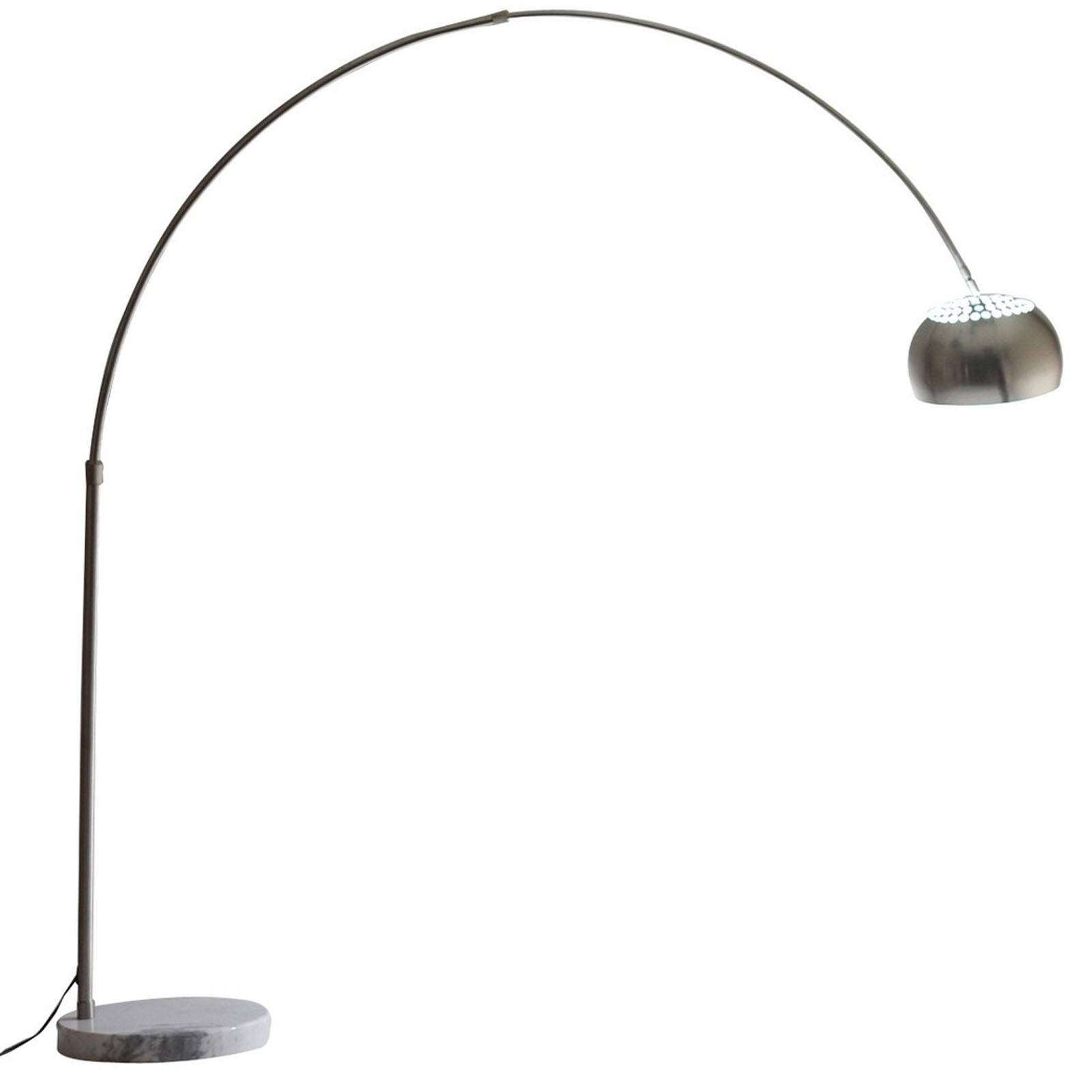 Arco Floor Lamp Round Base