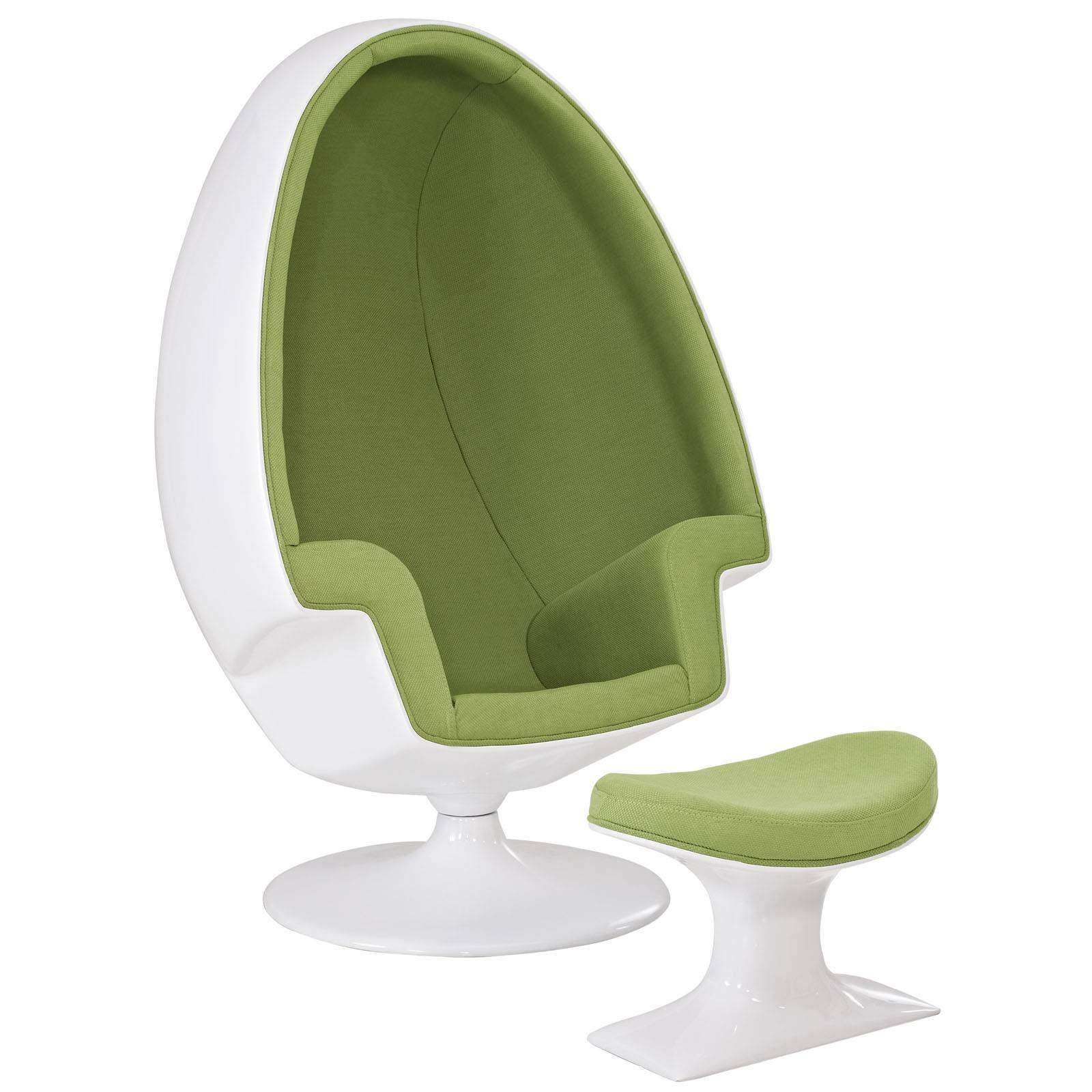 Eero Aarnio Alpha Shell Egg Chair Amp Ottoman