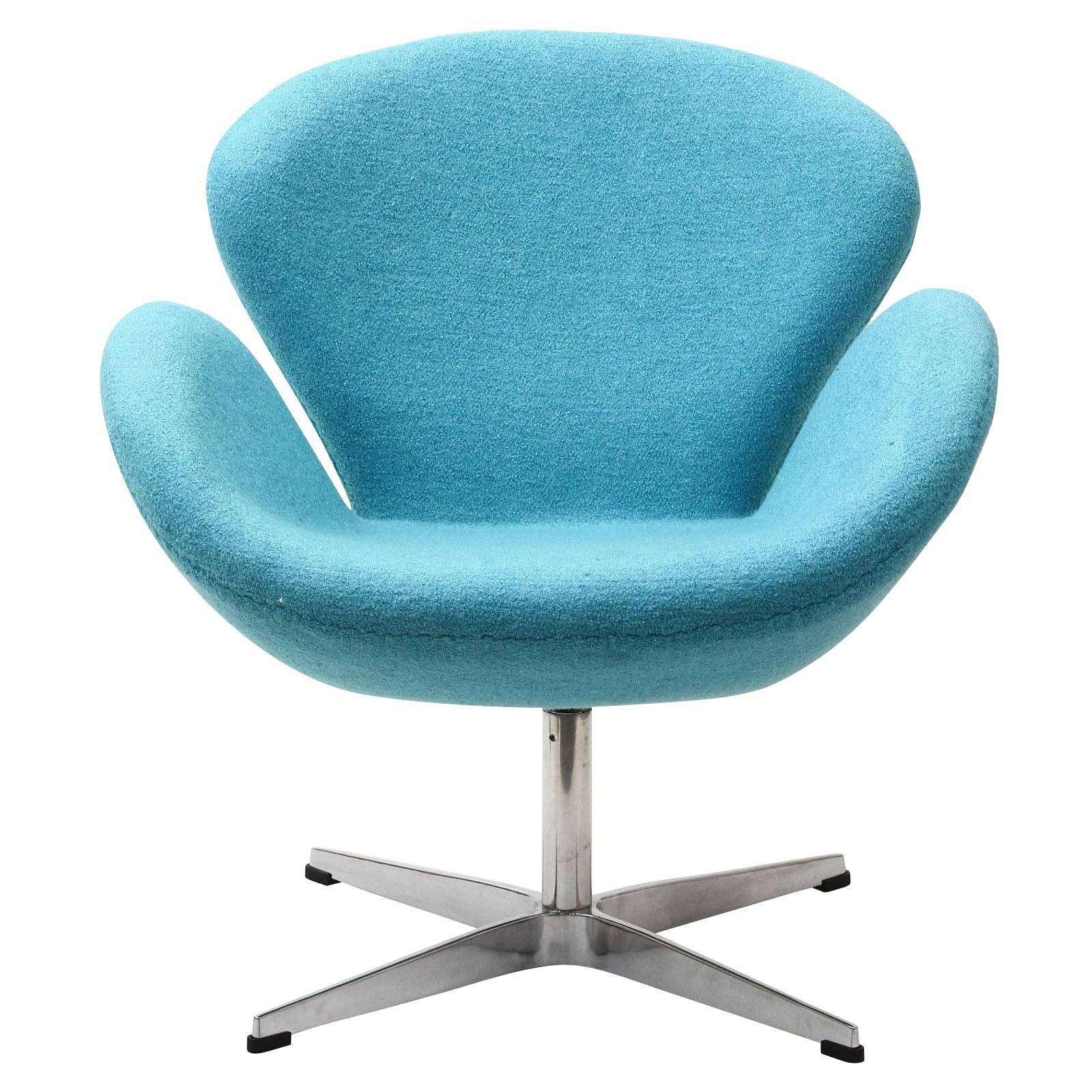 Arne Jacobsen Swan Chair Wool