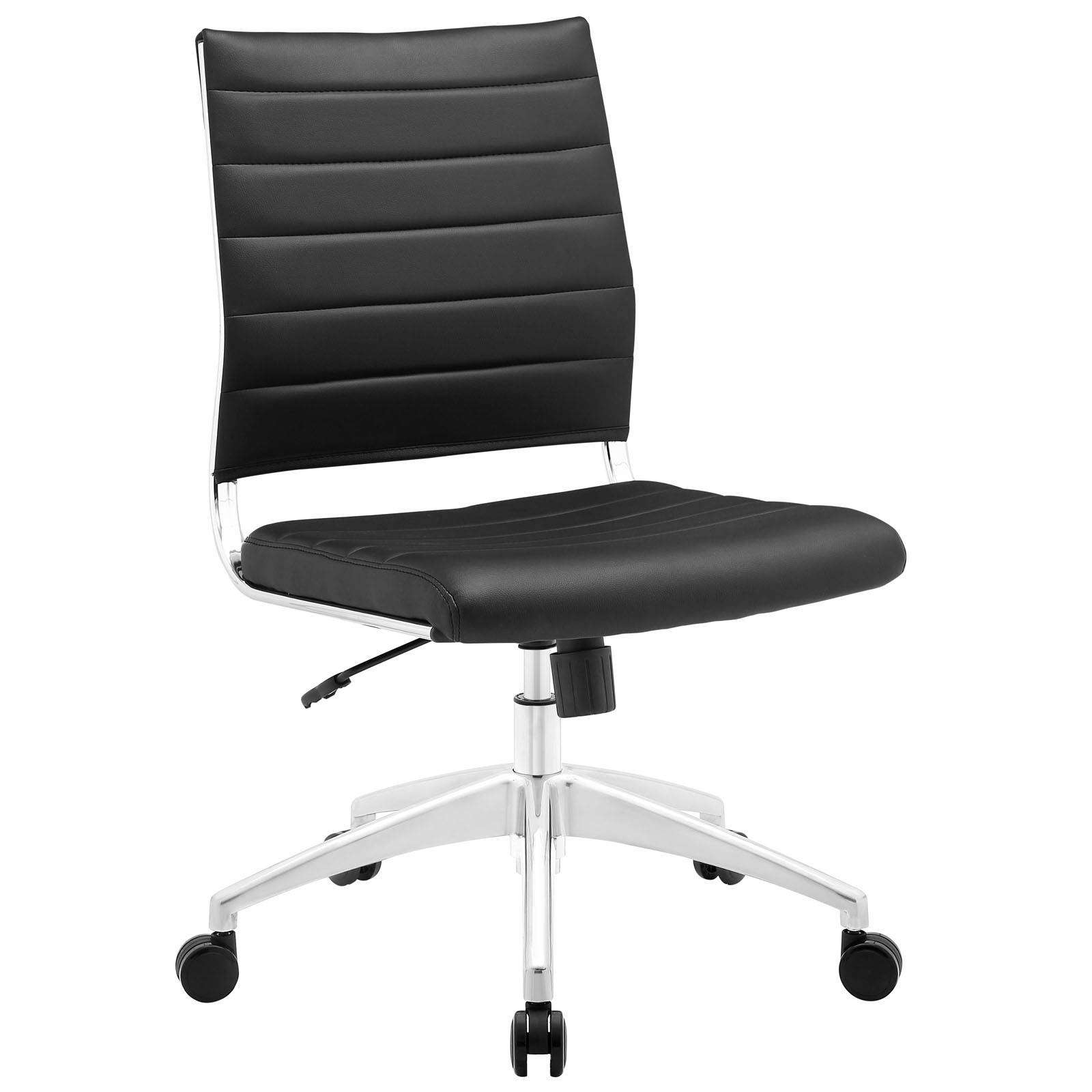 Modterior Office Office Chairs Jive Armless Mid