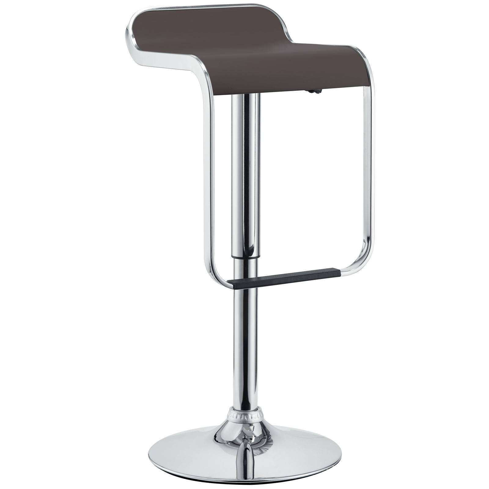 Lem Piston Bar Stool Leatherette
