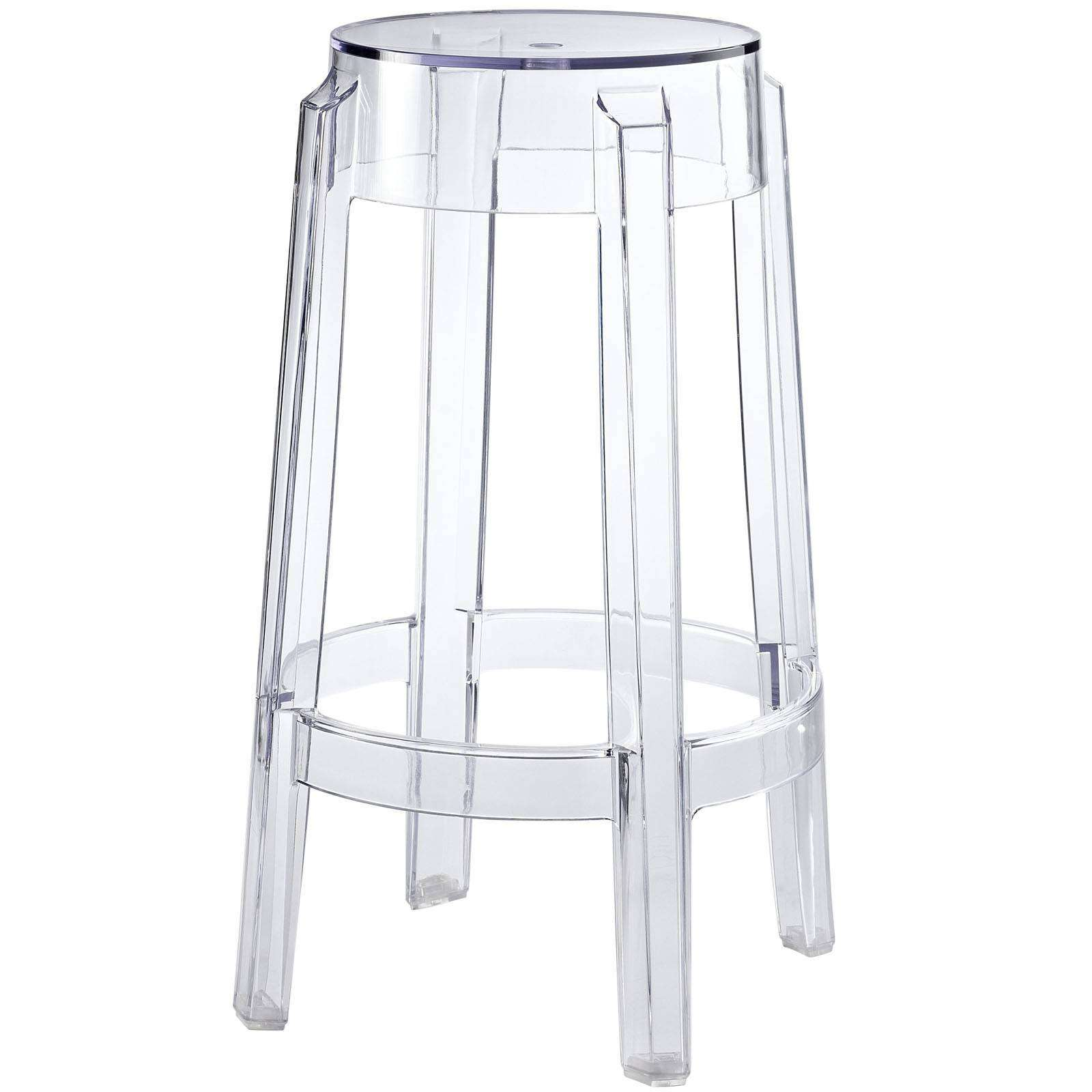 philippe starck style counter stool. Black Bedroom Furniture Sets. Home Design Ideas