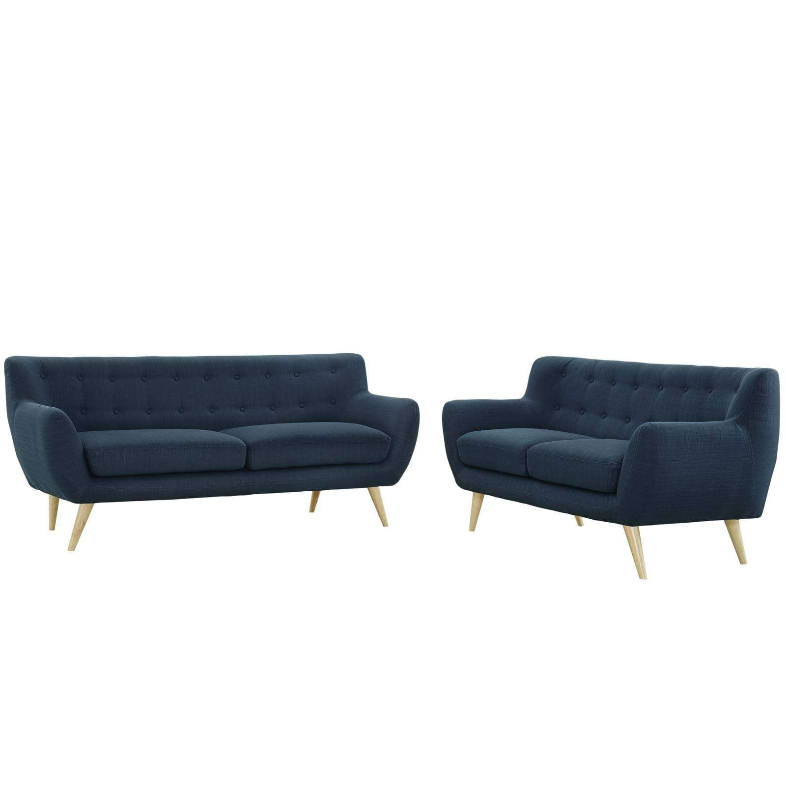 Remark Living Room Set 2 Piece