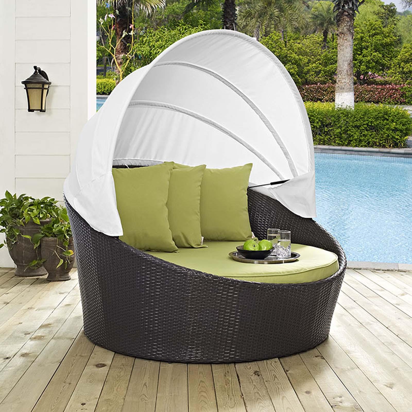 Modterior Outdoor Daybeds Convene Canopy Outdoor
