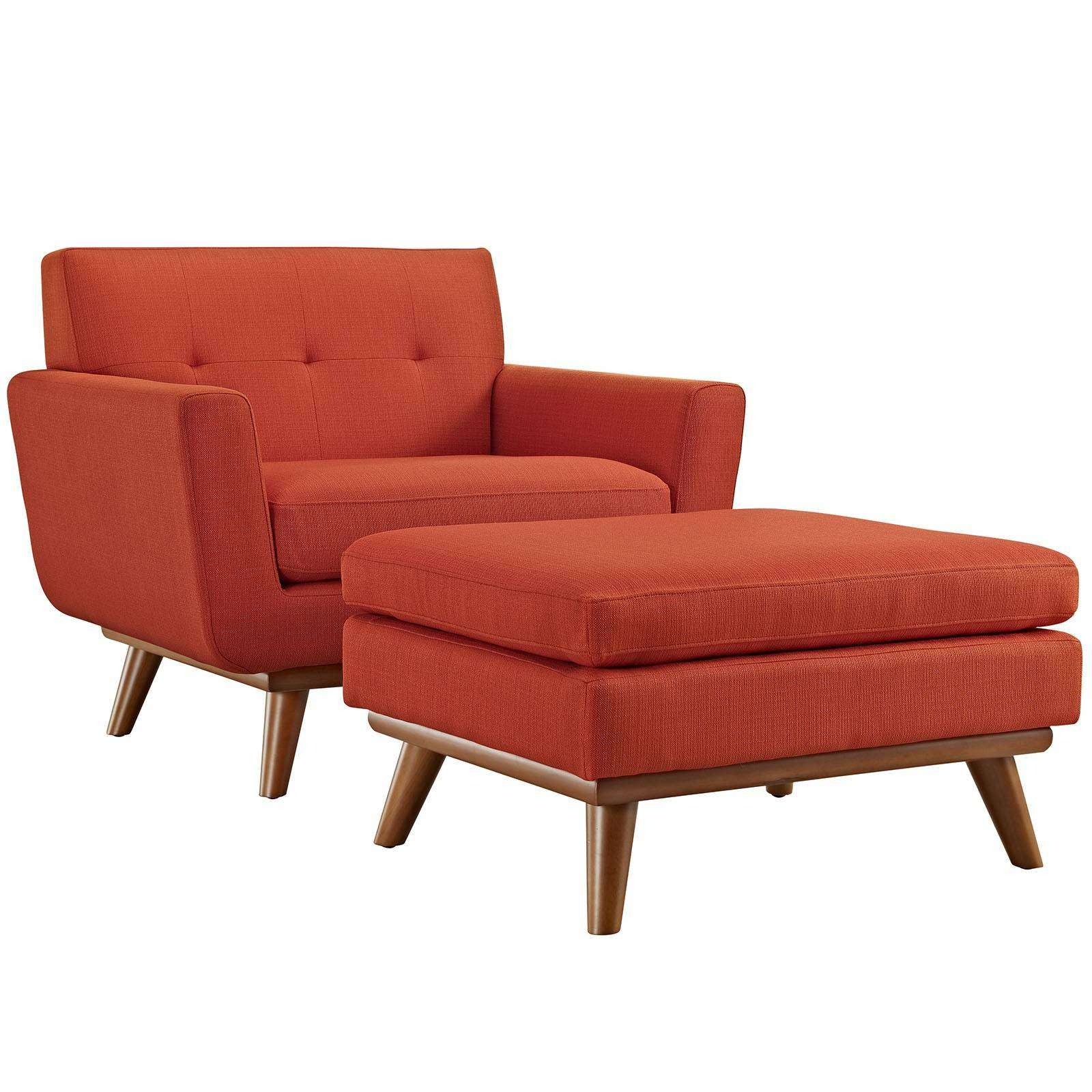 Modterior Living Room Arm Chairs Engage 2 Piece