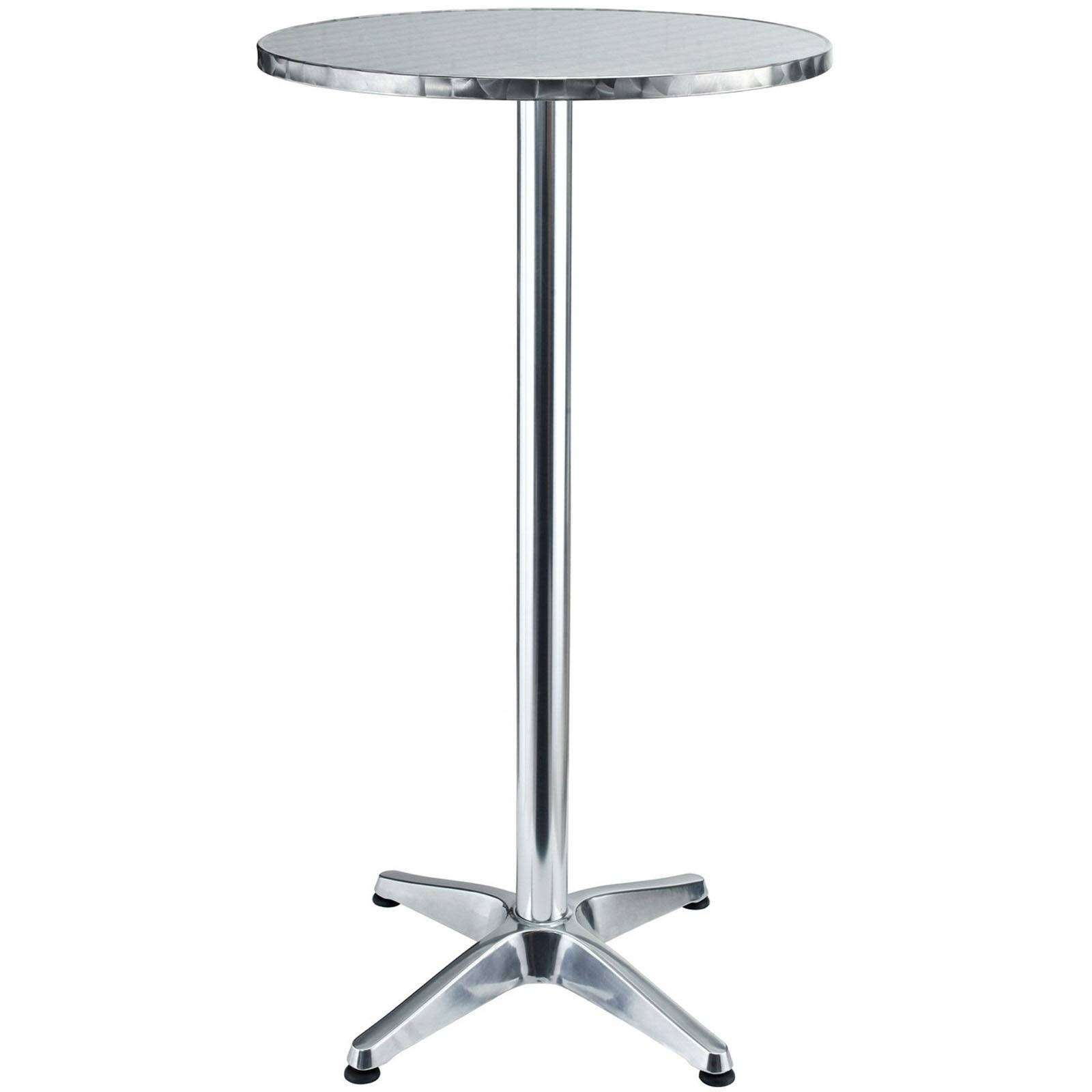 Elevate Aluminum Bar Table