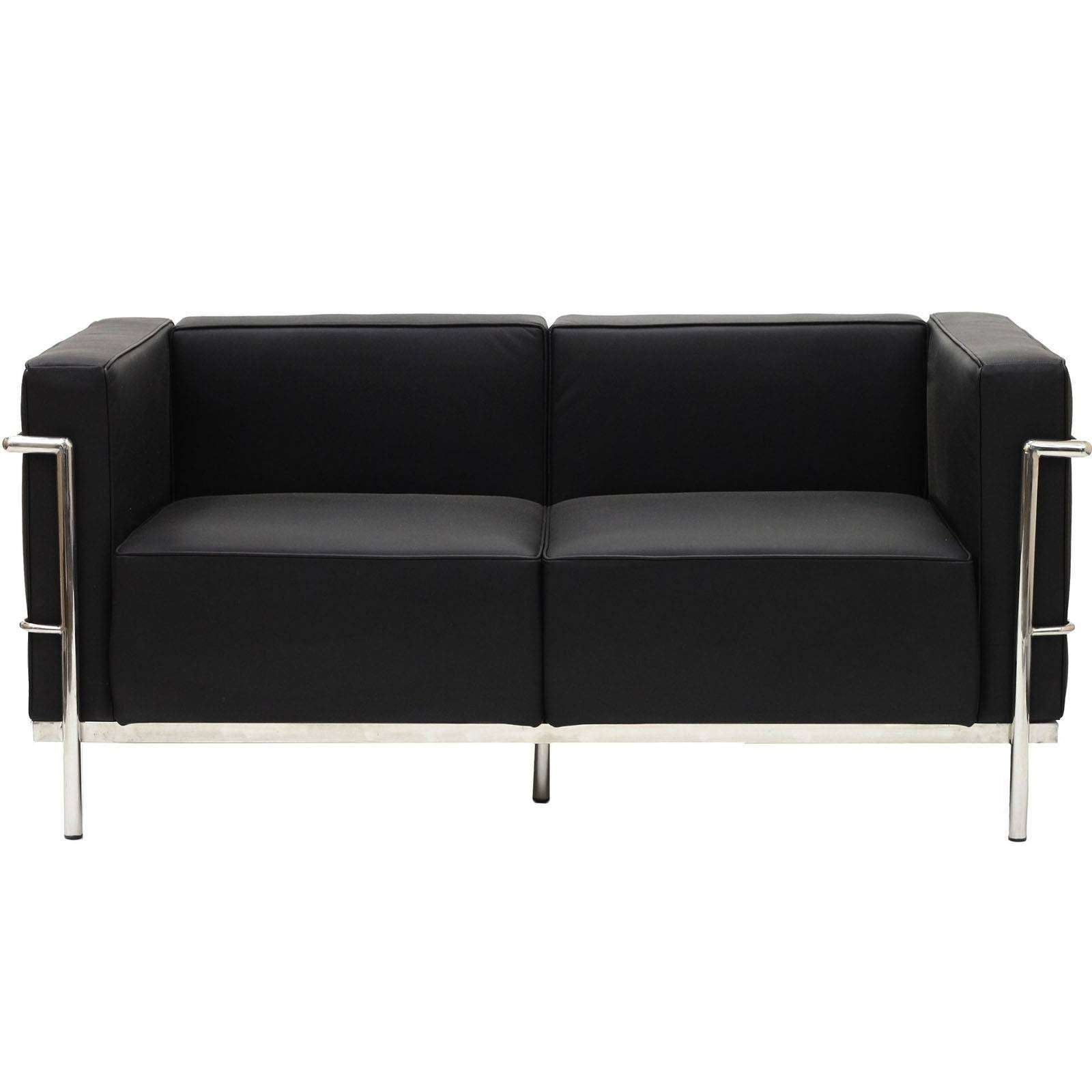 Le Corbusier Stil : le corbusier style lc3 loveseat leather ~ Michelbontemps.com Haus und Dekorationen