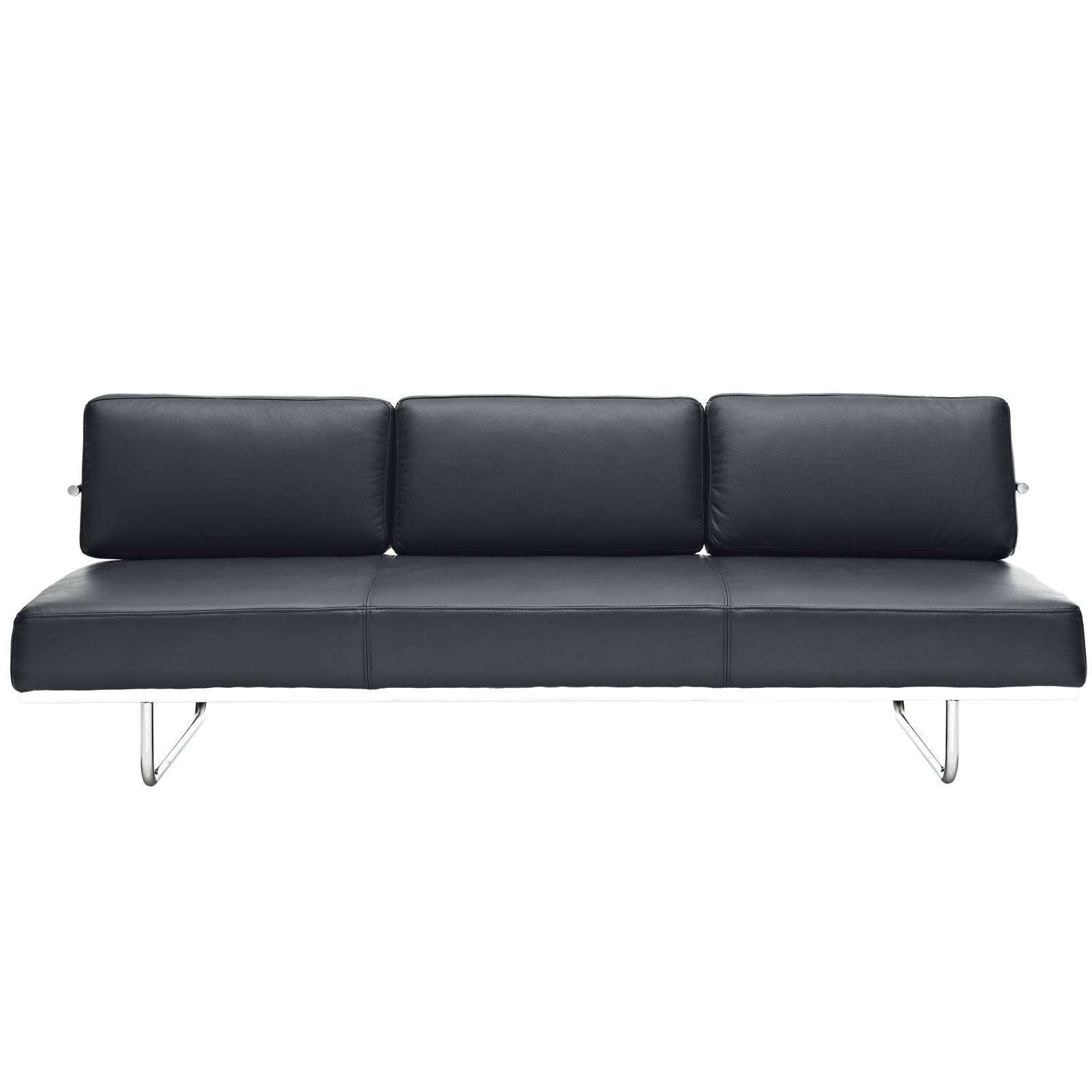 Le corbusier style lc5 sofa daybed for Le corbusier sofa nachbau