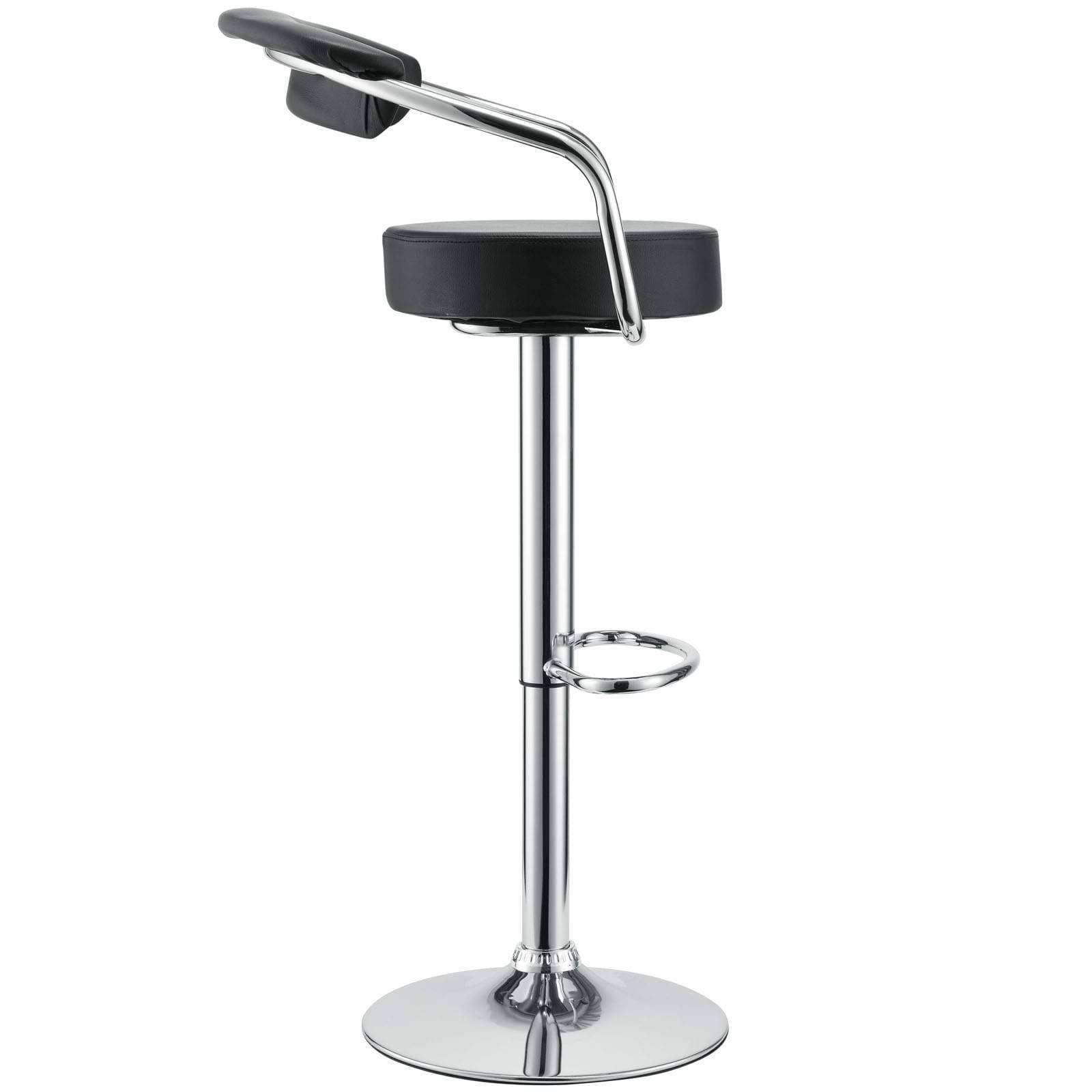 modterior bar bar stools diner bar stool set of 3. Black Bedroom Furniture Sets. Home Design Ideas