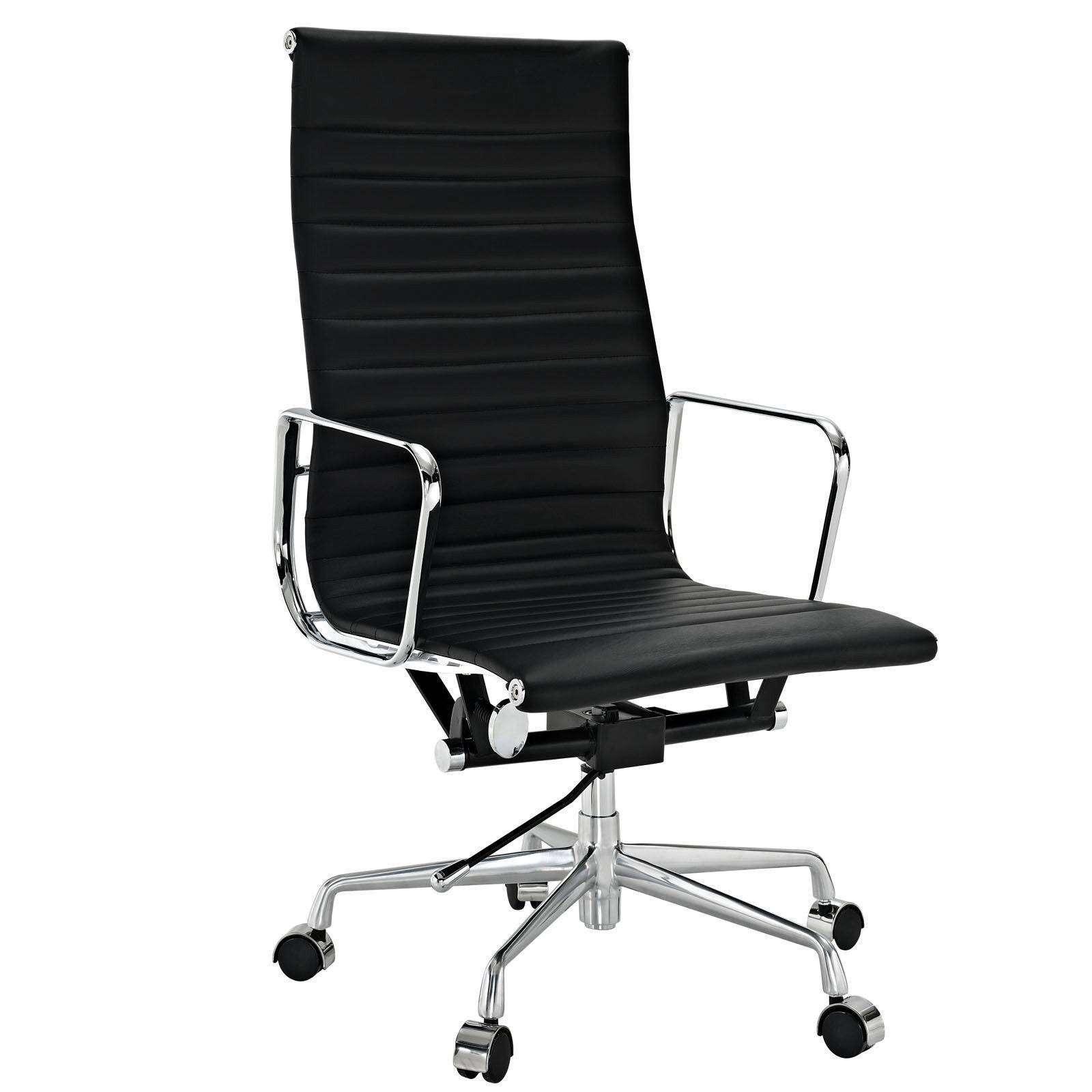Eames Executive Chair Classic Aluminum Office Chair