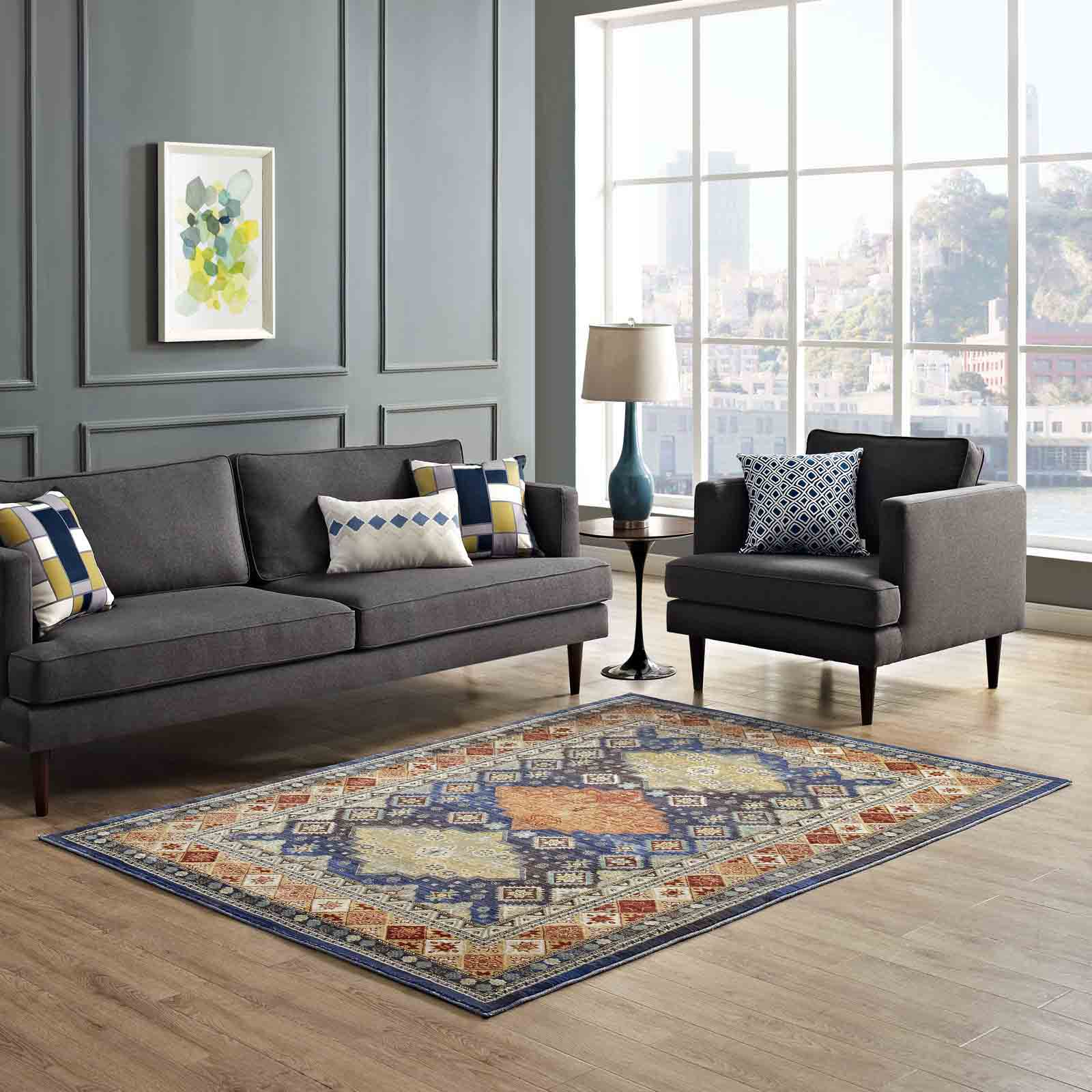 Modterior D 233 Cors Rugs Atzi Distressed