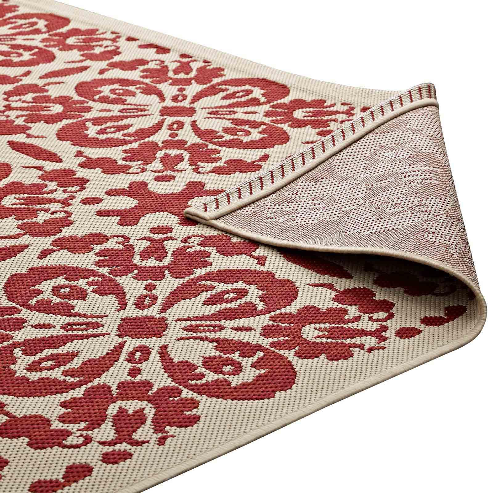 Indoor Outdoor Area Rugs 8x10 Carpet Vidalondon