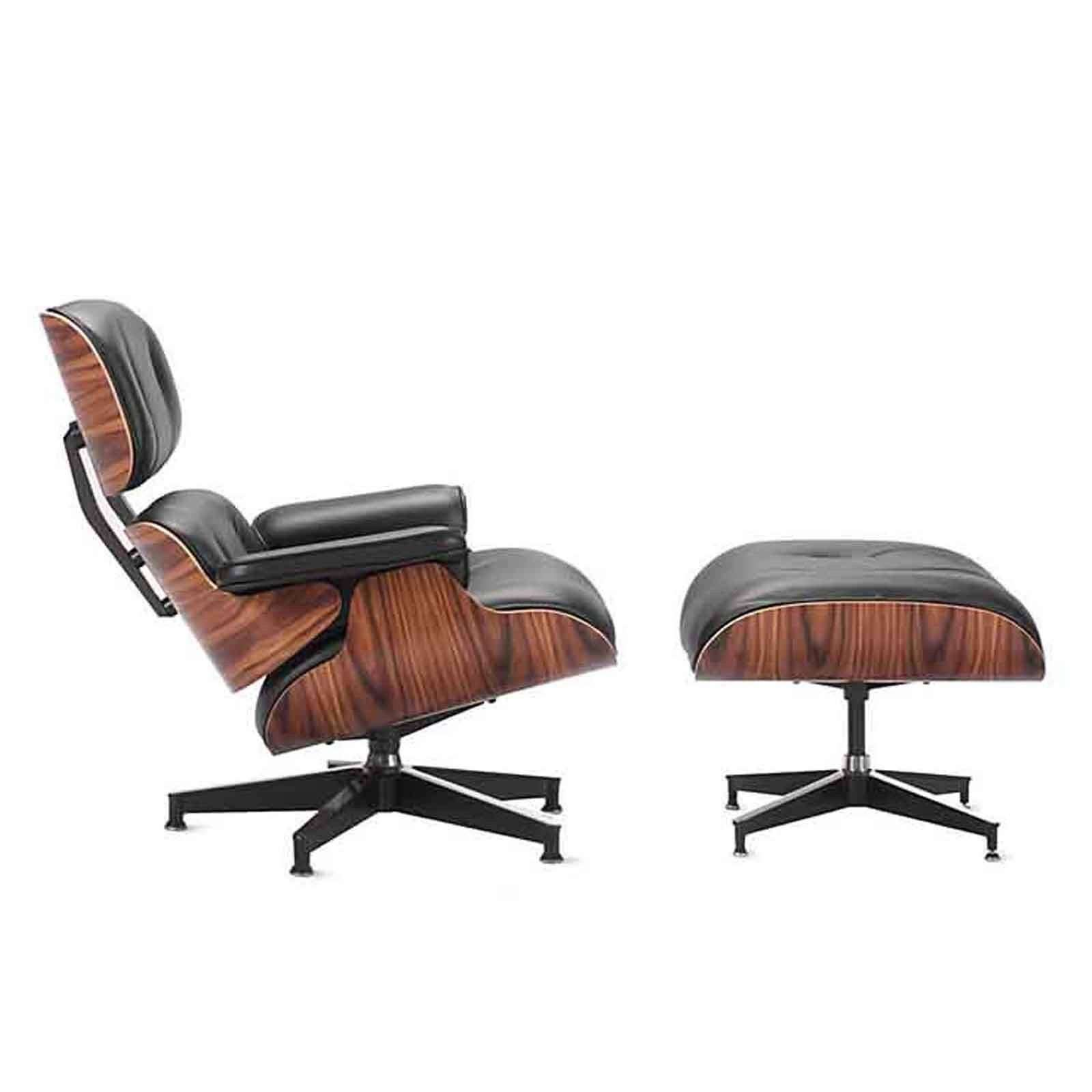 eames chair replica lounge chair ottoman modterior. Black Bedroom Furniture Sets. Home Design Ideas