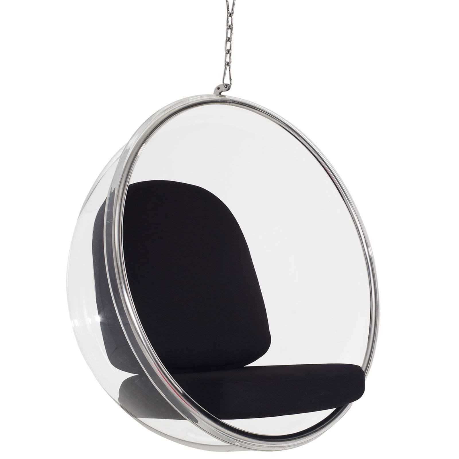 Eero Aarnio Style Hanging Bubble Chair