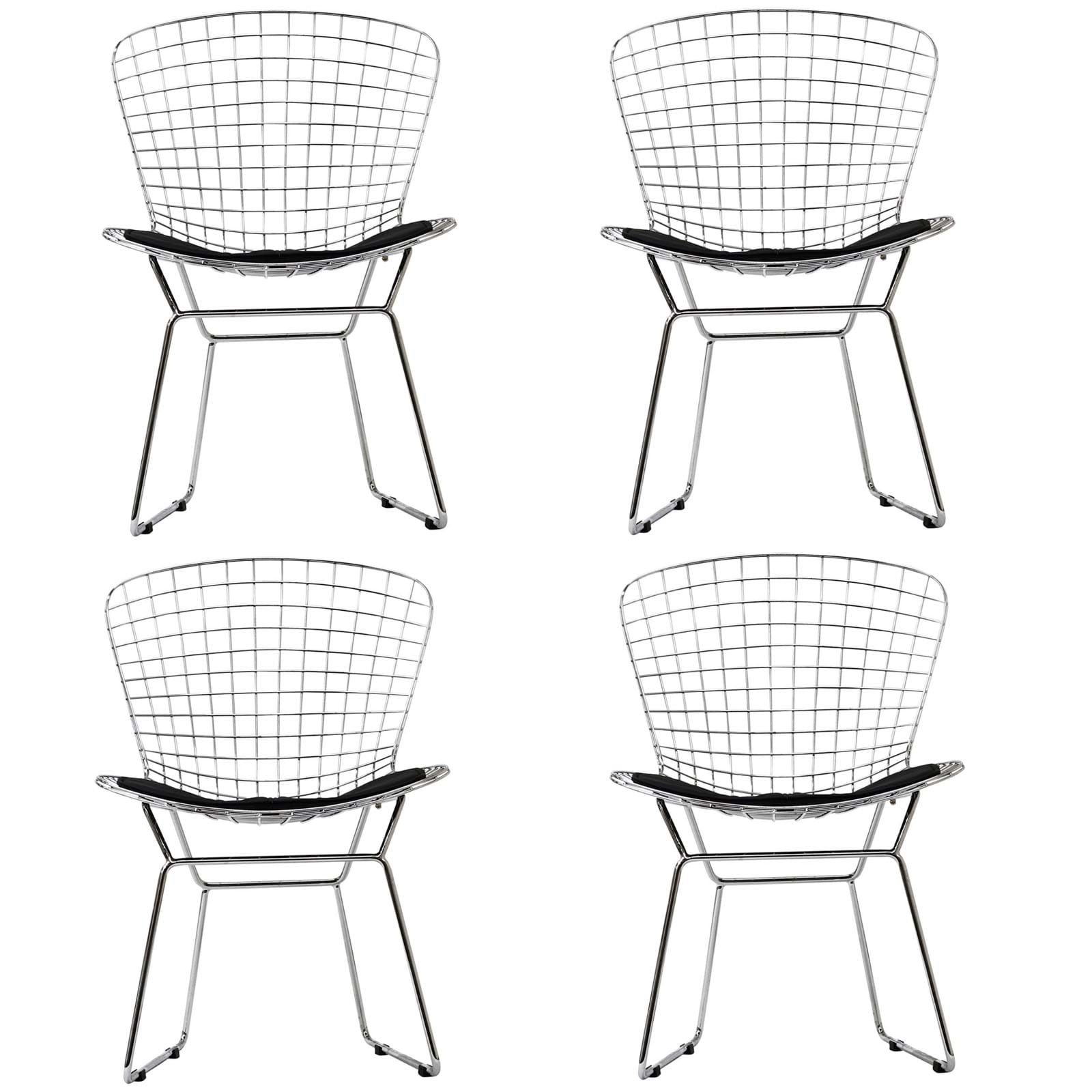 Modterior Dining Room Dining Sets Cad Dining Chairs Set Of 4