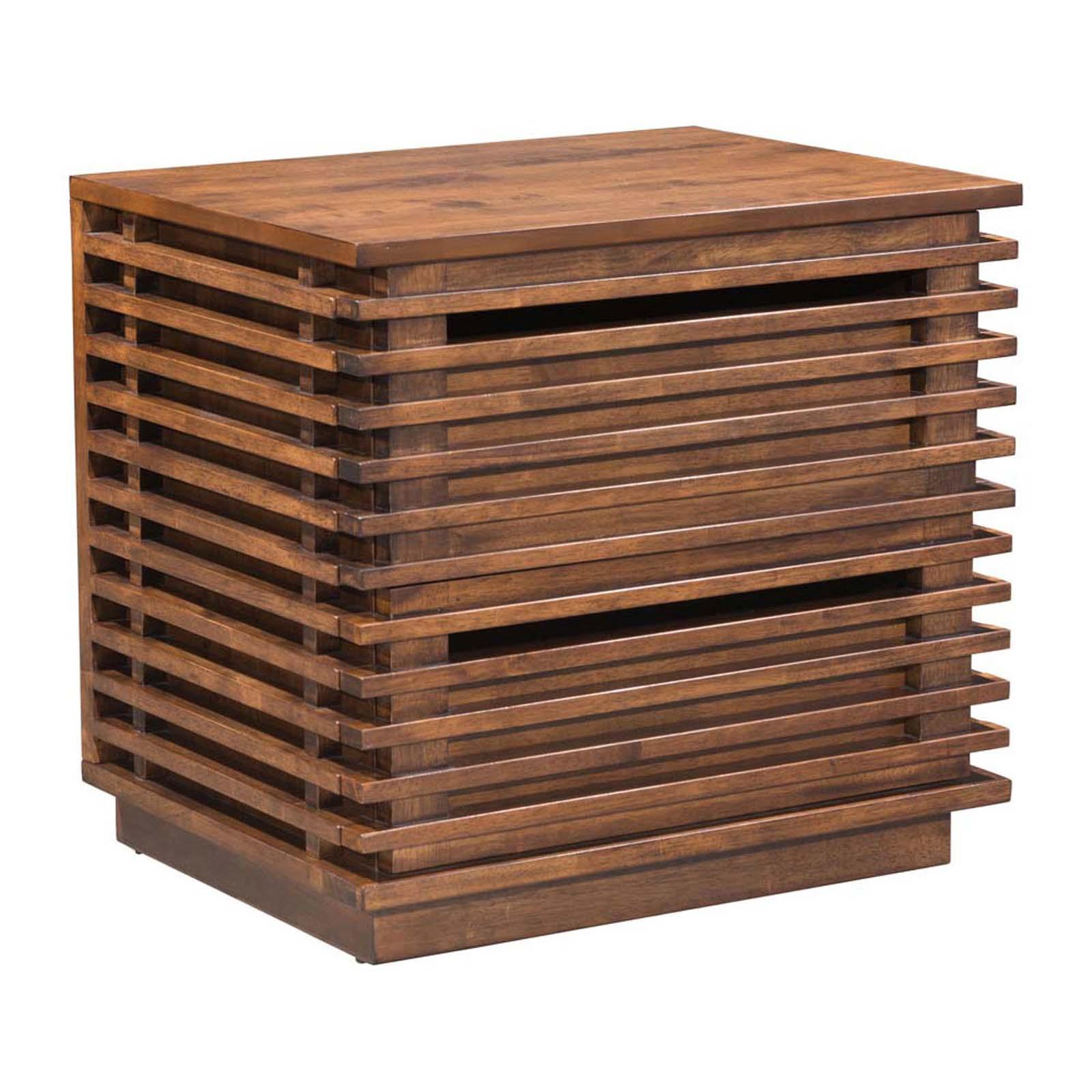 Linea End Table