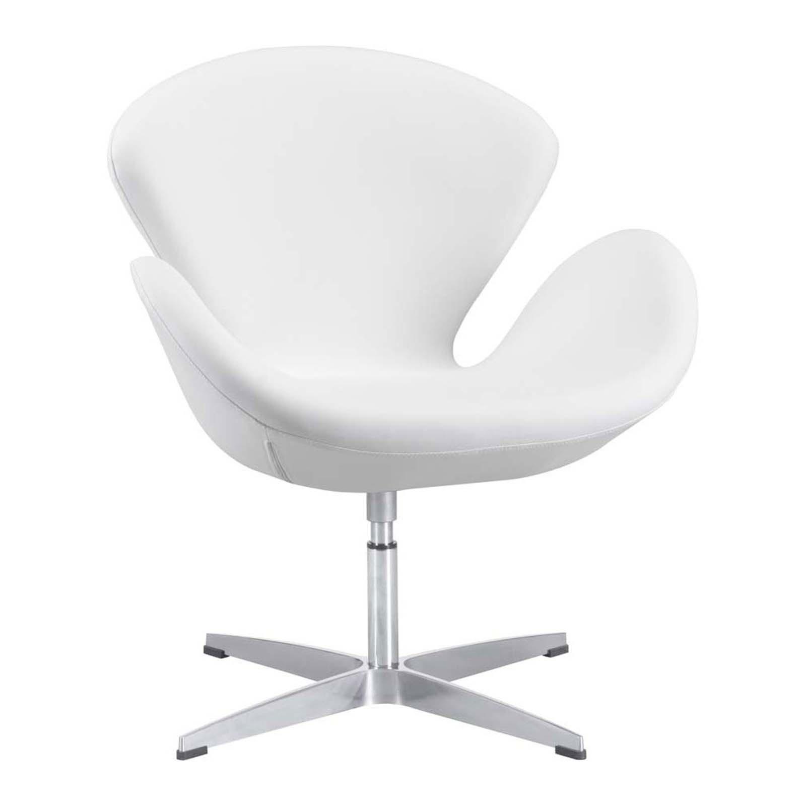 Pori Arm Chair White