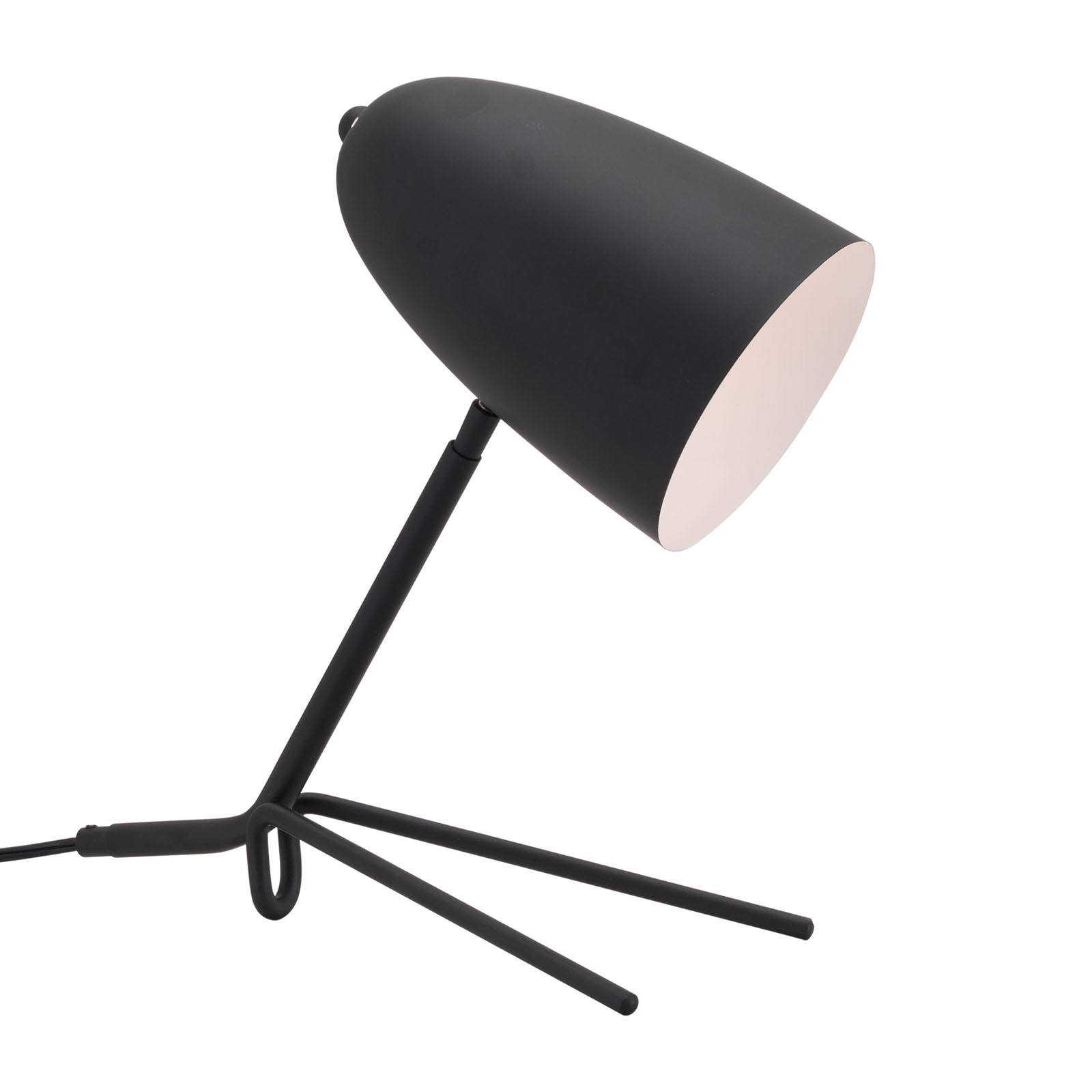Jamison Table Lamp in Matt Black