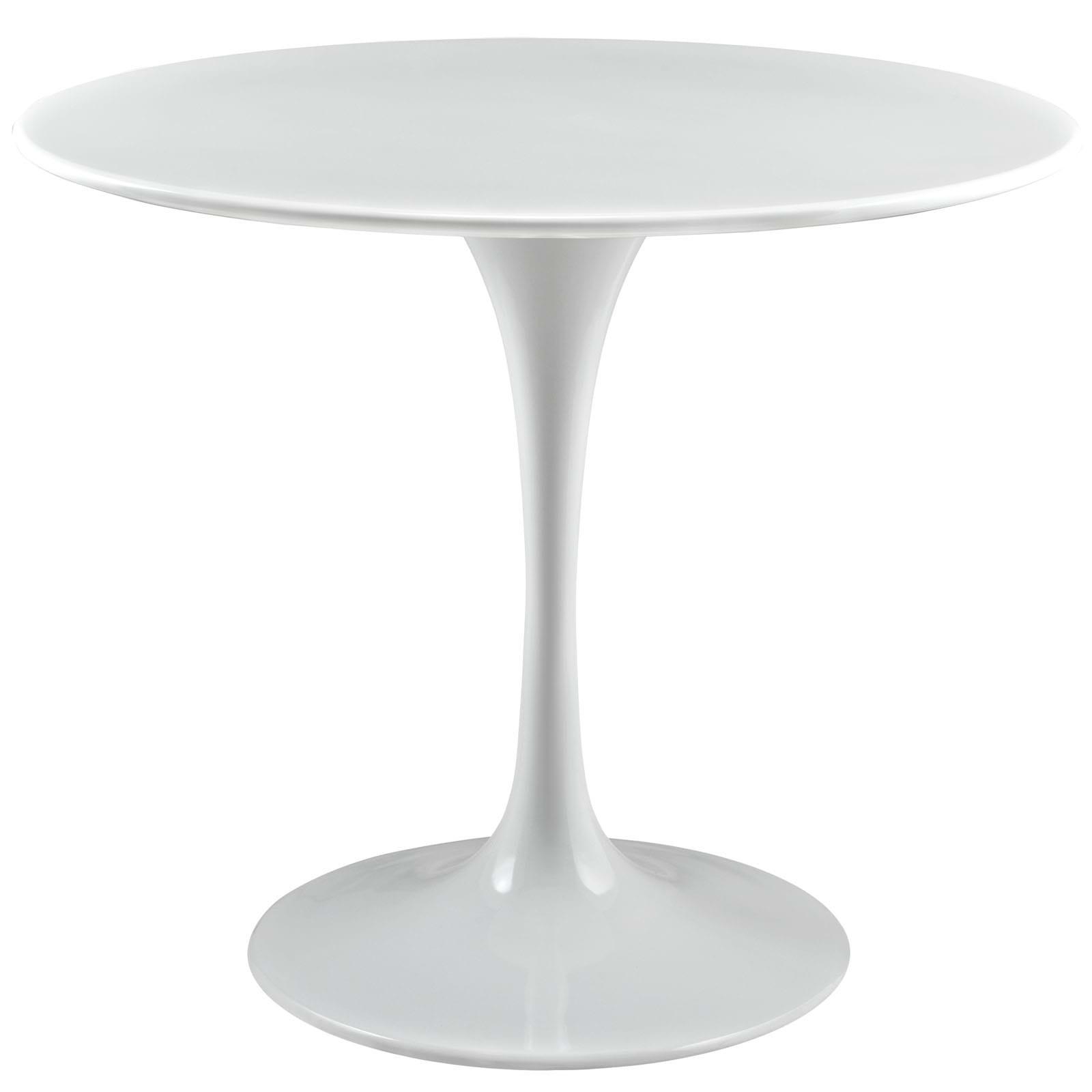 "Lippa 36"" Wood Top Dining Table"