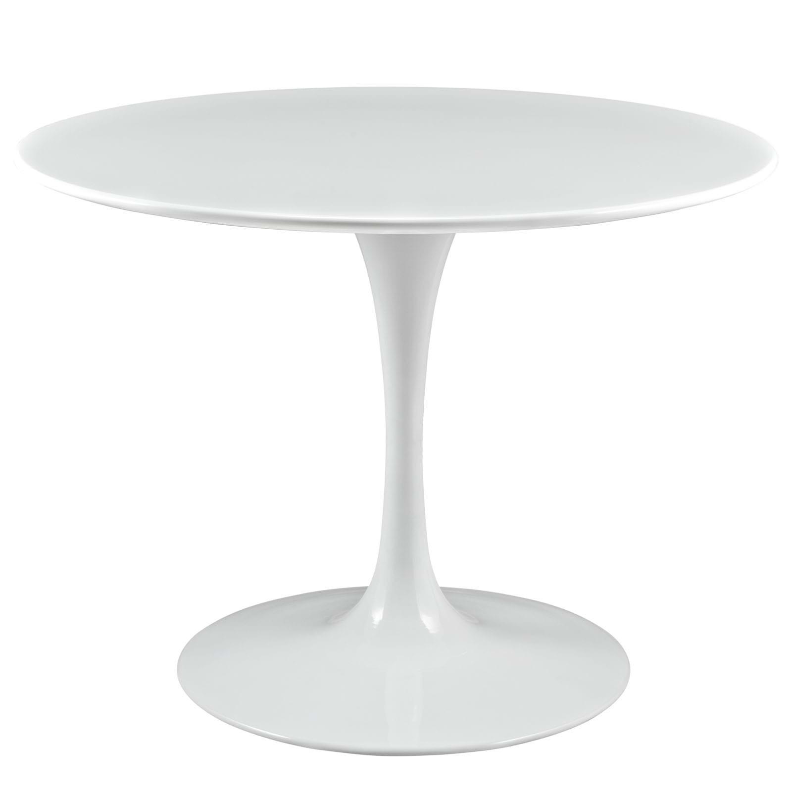 "Lippa 40"" Wood Top Dining Table"