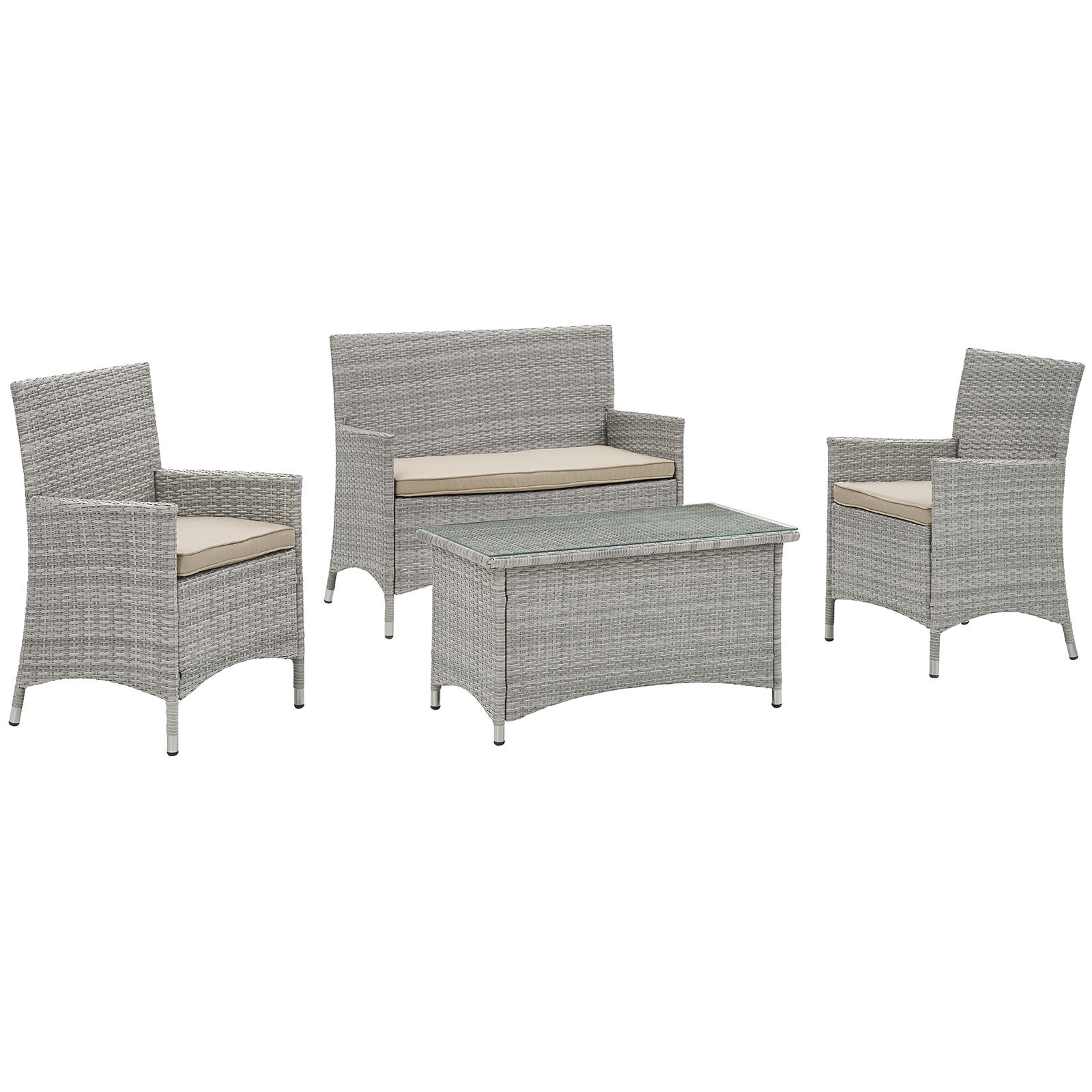 Bridge Outdoor Patio Patio Sectional Set