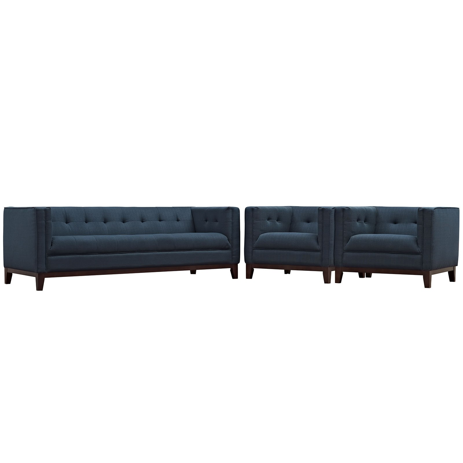 Serve Living Room Set - 3 Piece