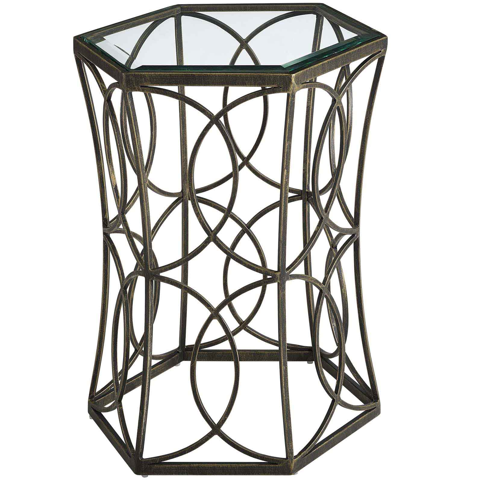 "Circle 19.5"" Side Table"