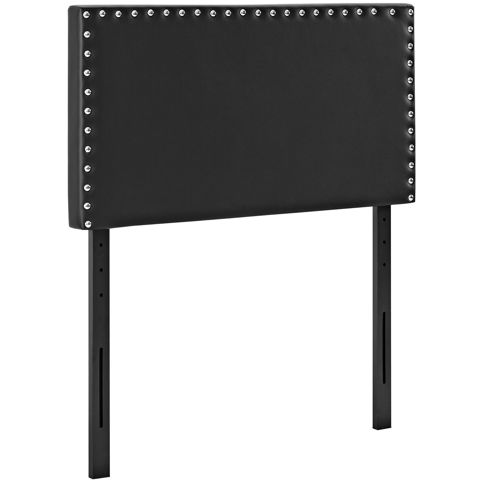 Phoebe Twin Vinyl Headboard