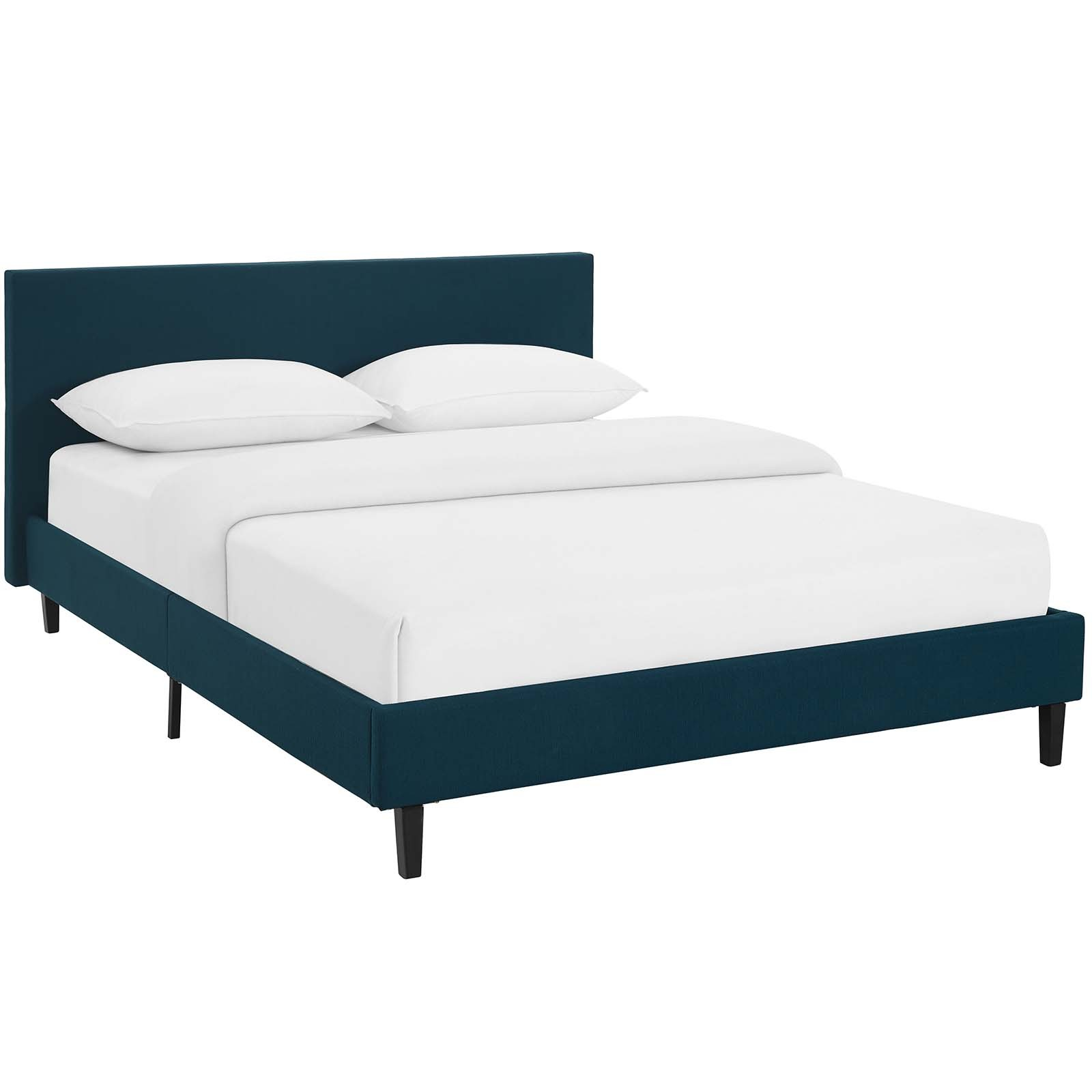 Anya Full Fabric Bed