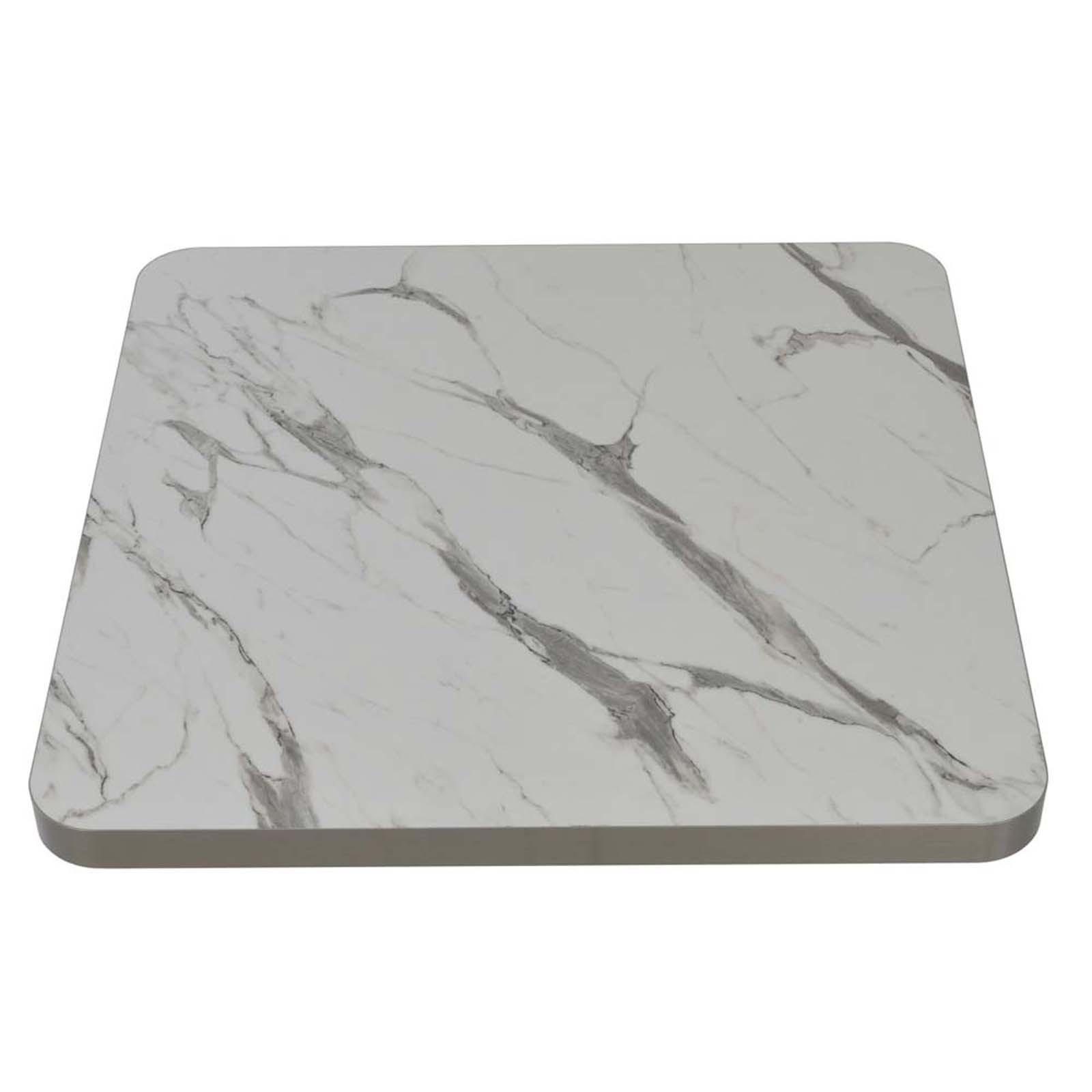 "27"" HPL Laminate Square Table Top"