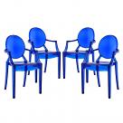 Casper Dining Armchairs Set of 4