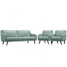 Verve Living Room Set - 3 Piece