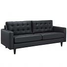 Empress Leather Sofa