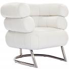 Eileen Gray Style Bibendum Arm Chair