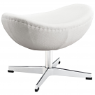 Jacobsen Style Ottoman for Egg Chair - Wool