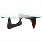 Noguchi Coffee Table Replica Dark Walnut
