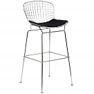 Harry Bertoia Style Bar Stool