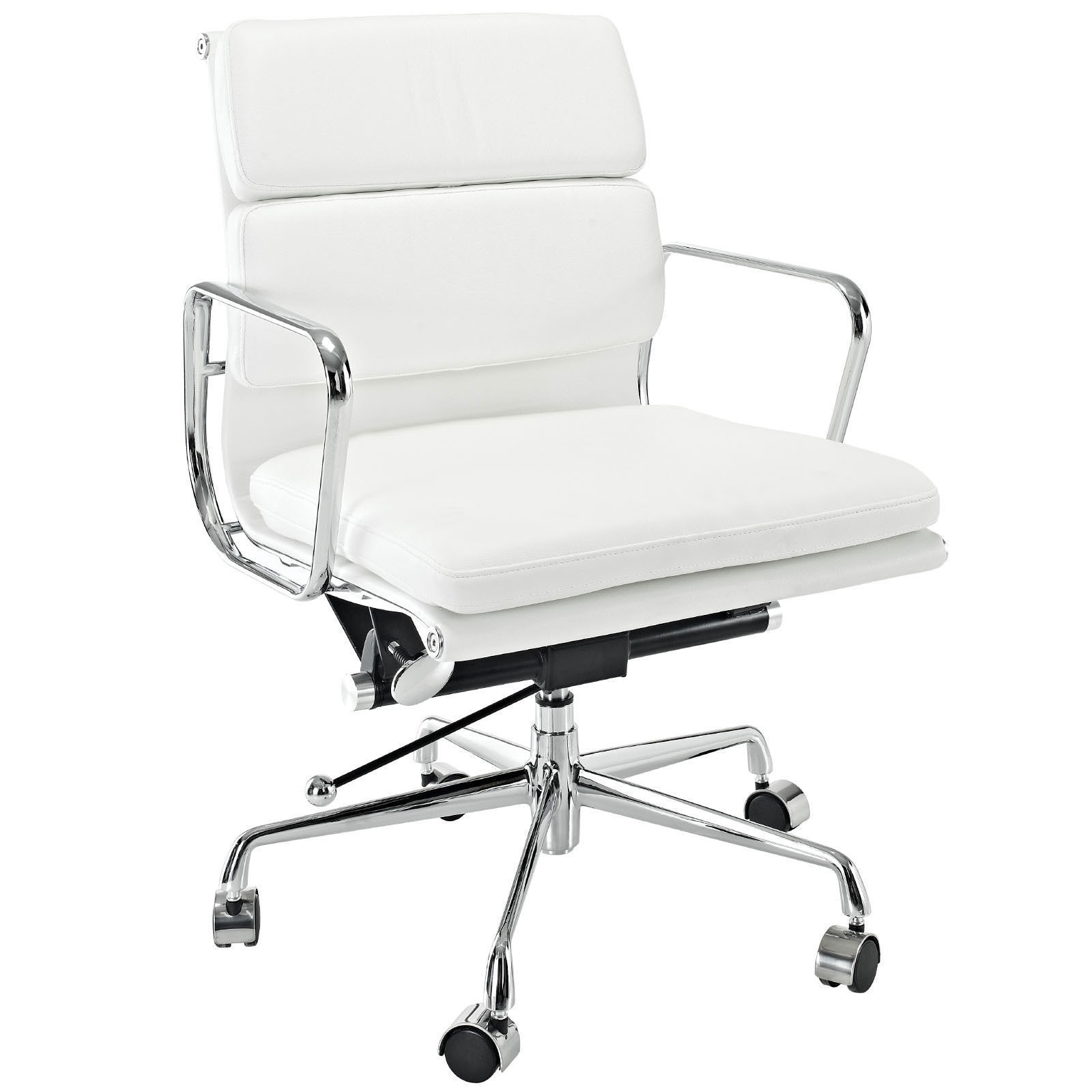 gas office chair retro lift chairs white kingsley home furniture